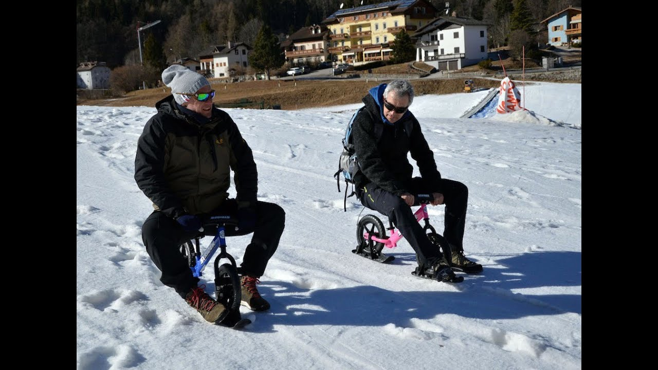 Monte bondone skiing 2016