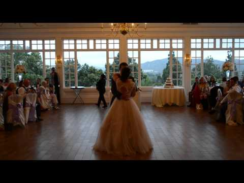 First Dance at Carmel Mountain Ranch Country Club