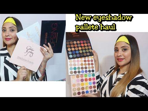 New eyeshadow palette