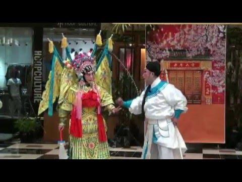 Traditional Cantonese Opera - Dragon Parade Lunar New Year Festival 2016