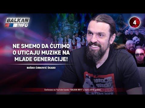 INTERVJU: Škabo - Ne smemo da ćutimo o uticaju muzike na mlade generacije! (9.3.2019)