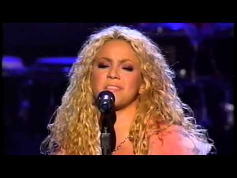 Shakira - Que Me Quedes Tú - Latin Grammy 2002 mp3