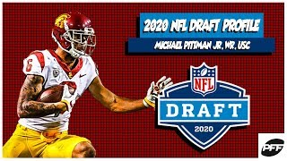 Michael Pittman Jr: 2020 NFL Draft Profile | PFF