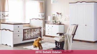 2016 Bebek Odaları - Evgör Mobilya