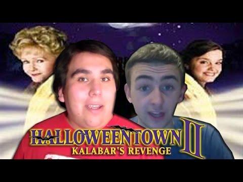 Halloweentown II: Kalabar's Revenge movie review with Kevin Falk