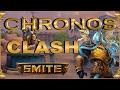 SMITE! Chronos, No estaba muerto.... :D! Clash #51