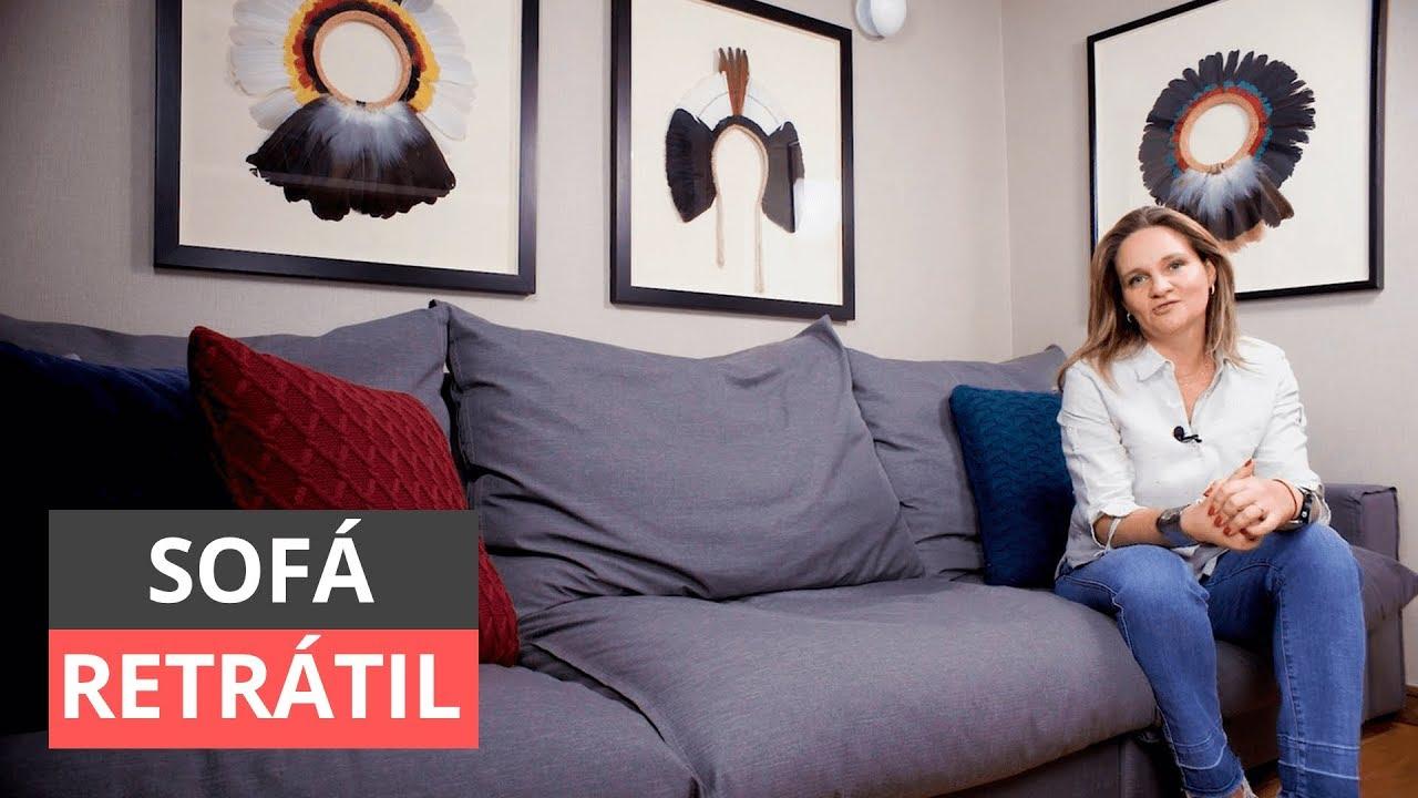 SOFÁ RETRÁTIL E RECLINÁVEL- DICAS DE COMO ESCOLHER - YouTube