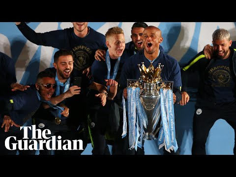 Pep Guardiola's Manchester City can be judged with England's very best