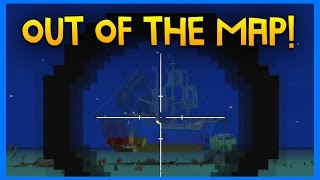 Pixel Gun 3D - Out Of The Map: Pirates!