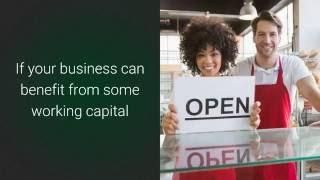 Vital Cash Flow Working Capital & Referrals