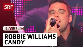 Robbie Williams mit Candy - Benissimo