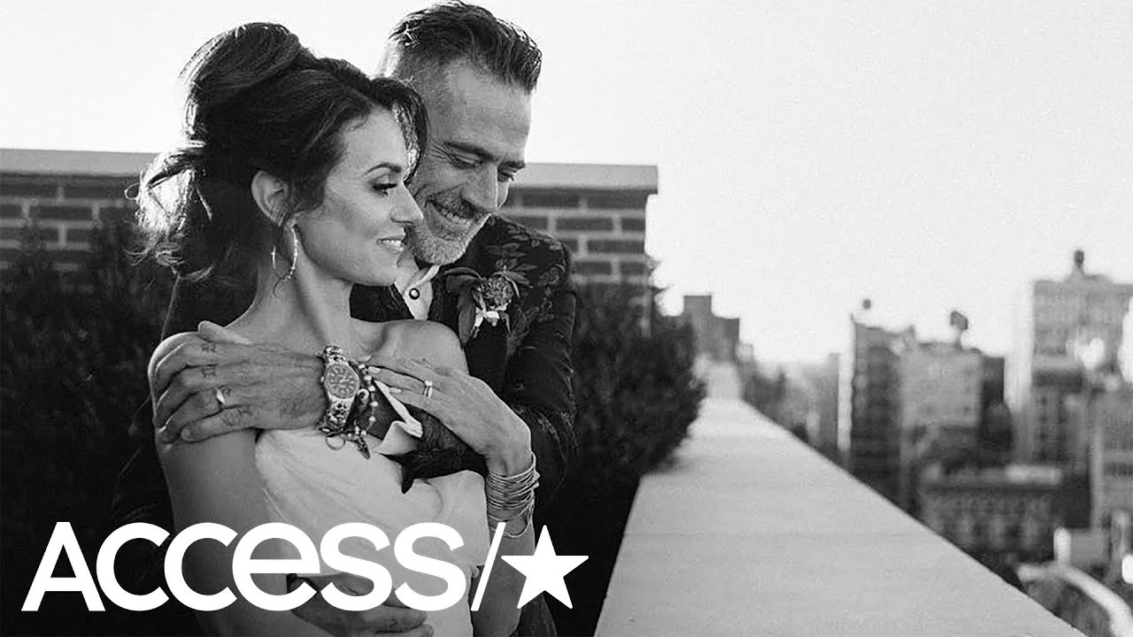Surprise! Hilarie Burton, Jeffrey Dean Morgan were never really married, but now they are