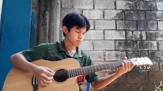 Tình Đơn Phương - 心要让你听见 guitar solo fingerstyle version Đan Trường