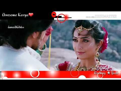 Mr And Mrs Ramachari Kannada   Awesome Climax BGM   Whatsapp Status Video   Yash   Radhika Pandit1