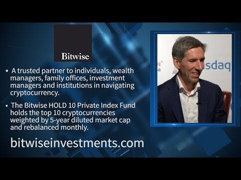 Bitwise Asset Management | Matt Hougan | Global Head of Research |  Navigating Cryptocurrencies