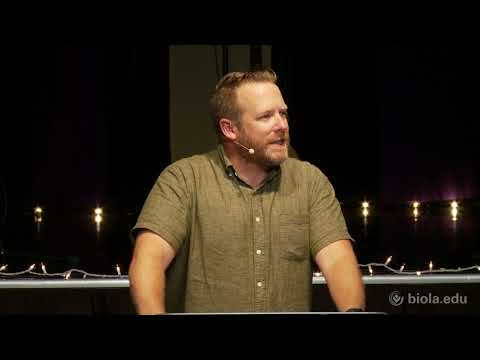 Chad Miller – Contending with Expectations in the Spiritual Life [Afterdark]