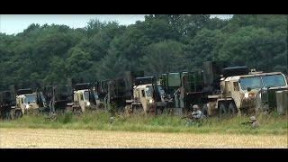 2015 - Minden Shock Teil 1/2 - BW + UK und US Army Manöver