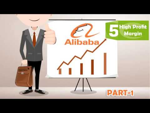 5 products ALIBABA High Profit Margin