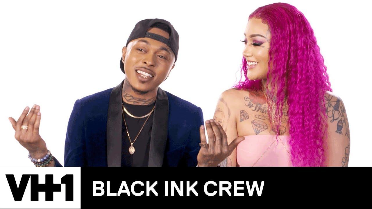 Donna Alex Read Fan Tweets Fandemonium Black Ink Crew Youtube