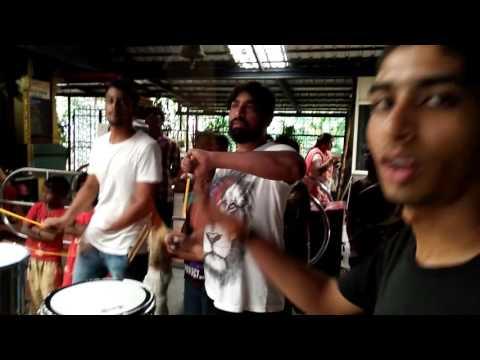 Beat Gurus Jamming at Nimishamba Temple(2)
