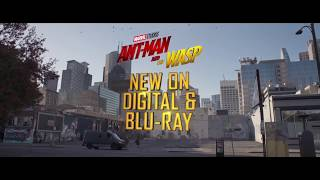 Ant Man And The Wasp Digital Release Trailer