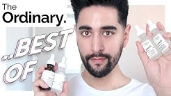 The Ordinary Skin Care Favourites - Salicylic Acid, Hyaluronic Acid, Retinol and More ✖  James Welsh