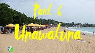 Best Beaches South Sri Lanka, Part 6- Unawatuna