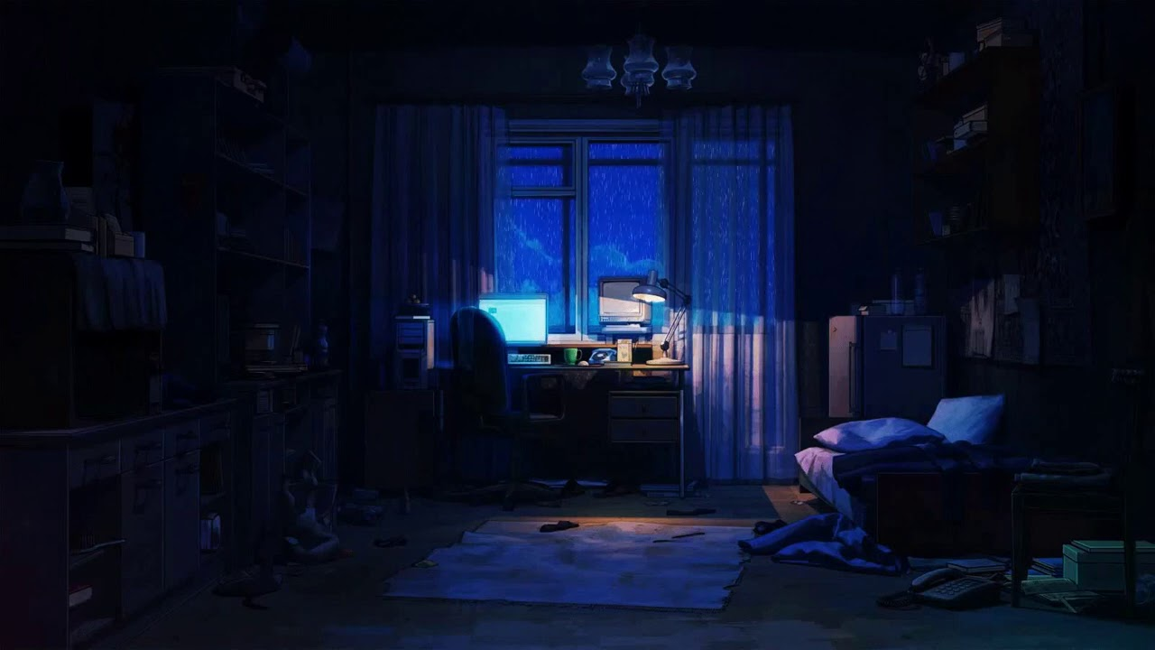 Lo Fi Aesthetic Wallpaper Room Youtube