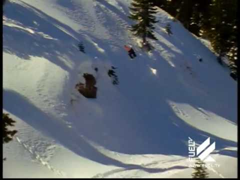 Standard Snowboard  Andrew Crawford