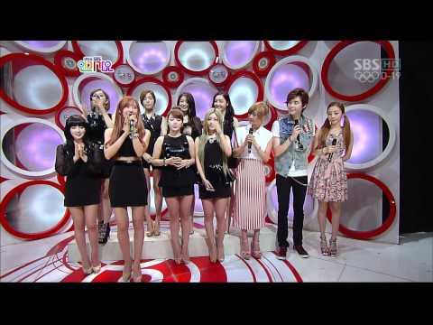 [1080p HD]120708 T-ara - Interview @ SBS Inkigayo
