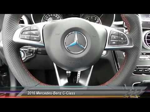 2016 mercedes benz c class midland texas 61056 youtube for Alderson european motors midland midland tx