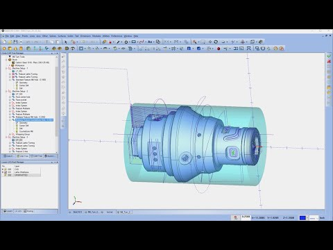 An Introduction to Mill Turn - BobCAD-CAM Webinar Series