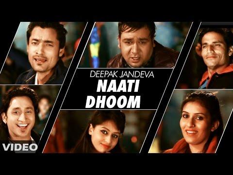 Natti Dhoom Title Song (Dhoom Dhadaka Ho) | Deepak Jandewa | Raviz Thakur
