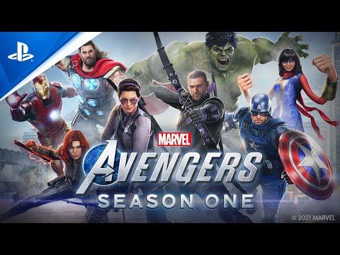 Marvel's Avengers - Next Gen Story Trailer   PS5
