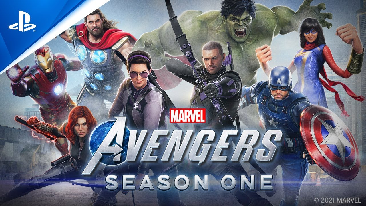 Marvel's Avengers - Next Gen Story Trailer - PS5