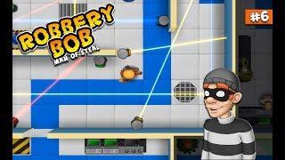 - Robbery Bob - Walkthrough part 6 Secret Labs | Г...