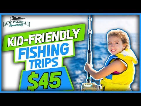 Kid Friendly Fishing Trips Fort Lauderdale