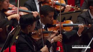 """Video NYO-USA Performs John Adams's """"Short Ride in a Fast Machine"""" with Marin Alsop download MP3, 3GP, MP4, WEBM, AVI, FLV September 2018"""