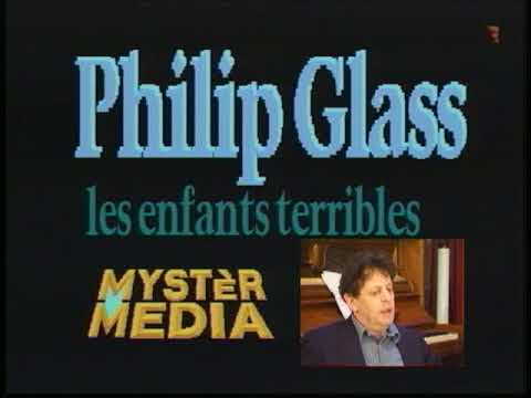 Philip Glass interview: Les Enfants Terribles (minimal music, 1996)