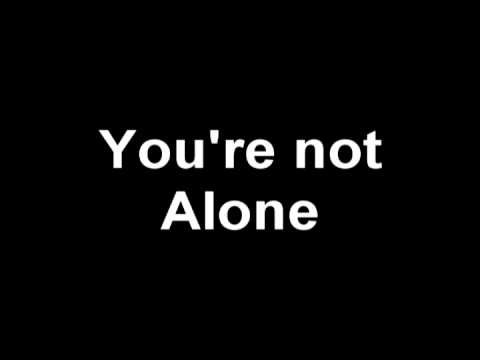 Saosin-You're not alone [Lyrics]