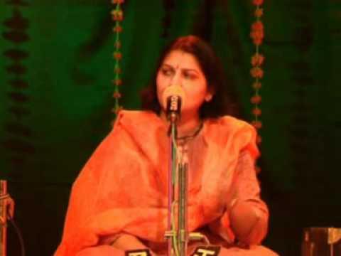 Prabhu mere avgun chit na dharo..Surdas Bhajan by Bharathi Vishwanathan