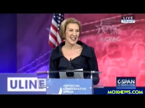 """It Is Progressives Who Believe Some ARE Better Than Others!"" Carly Fiorina"