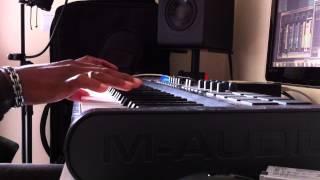 Ensaio...Don Kikas ft. Perola - Amor de Ninguém...Synth solo