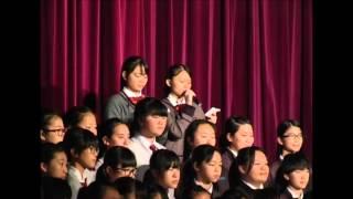 PART6 學校發長回照顧片段  聯校合唱團表演