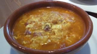Sopa Castellana Fácil - Recetas de cocina española