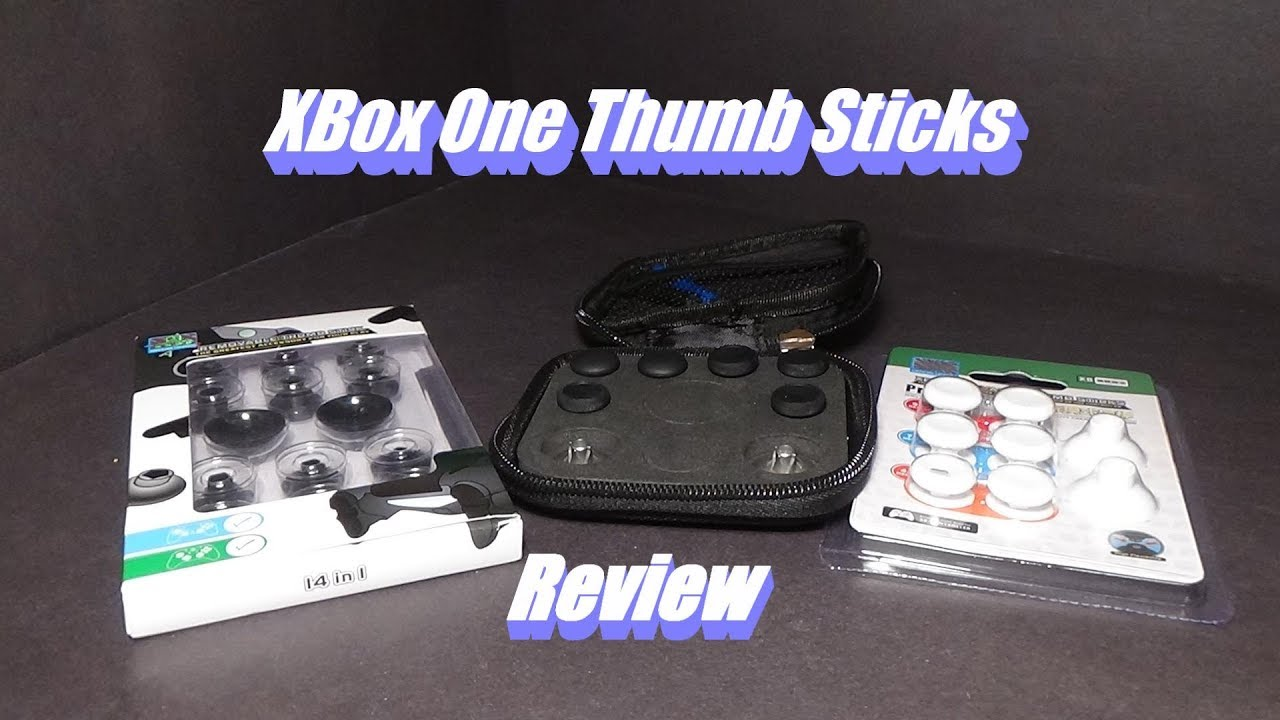 Xbox One Removable Thumb Sticks Review