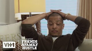 T.I. Gets A Disturbing Text From Tiny's Mother 'Sneak Peek