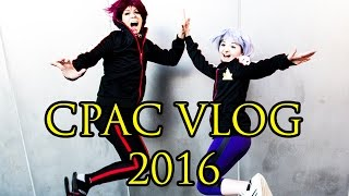 CPAC VLOG & PANEL PREVIEWS!