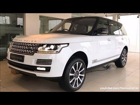 Range Rover Autobiography LR-SDV8 LWB L405 2018 | Real-life review