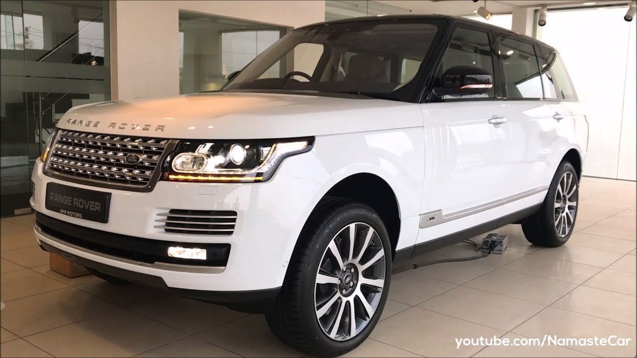 range rover autobiography lr sdv8 lwb l405 2018 real life review youtube. Black Bedroom Furniture Sets. Home Design Ideas